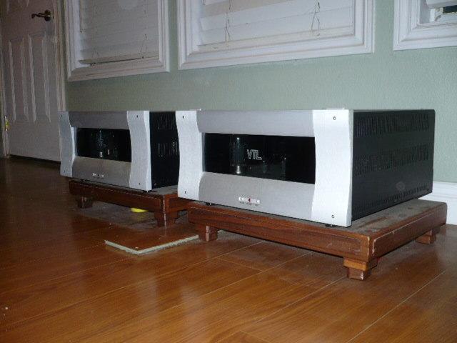 VTL MB-185 Series II Signature Monoblock Amplifier