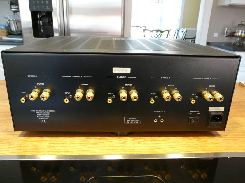 Primare 5 channel Amplifier A30.5