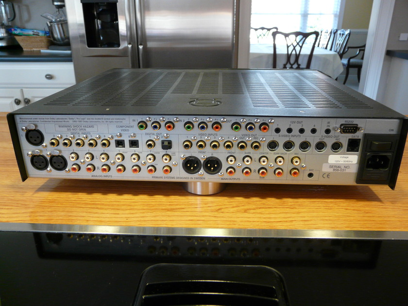 Primare Multi Channel Processor SP 31