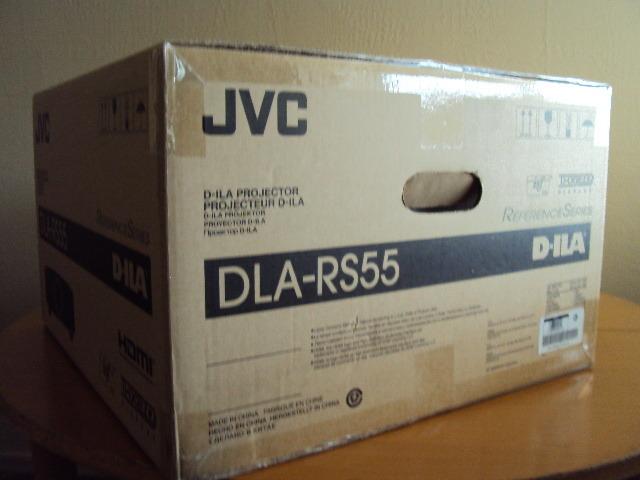 JVC DLA-RS55  4k e-shift/ brand new warrenty. strong feedback.pics