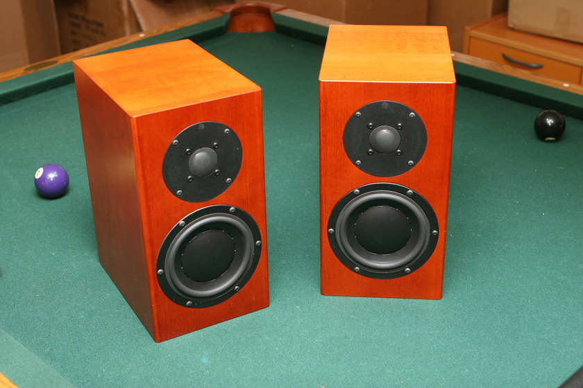 Totem Acoustics Model 1 Signature Stereo Pair (Cherry)