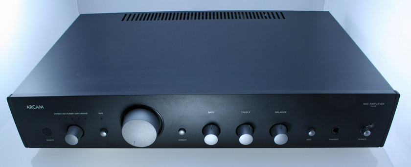 Arcam A65 Plus Integrated Amplifier