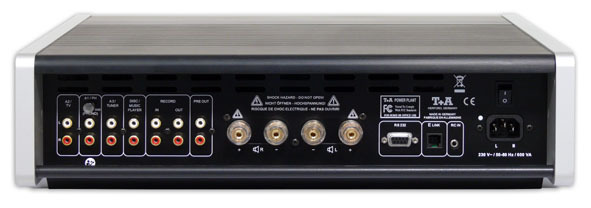 T+A POWER PLANT MKII INTEGRATED AMPLIFIER LIKE NEW WITH WARRANTY