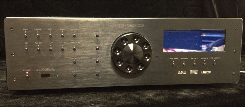 Krell S-1200 Surround Preamp