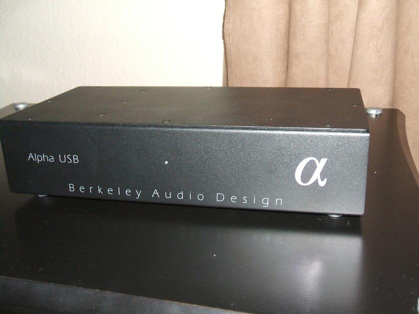 BERKELEY ALPHA USB LIKE NEW IN BOX