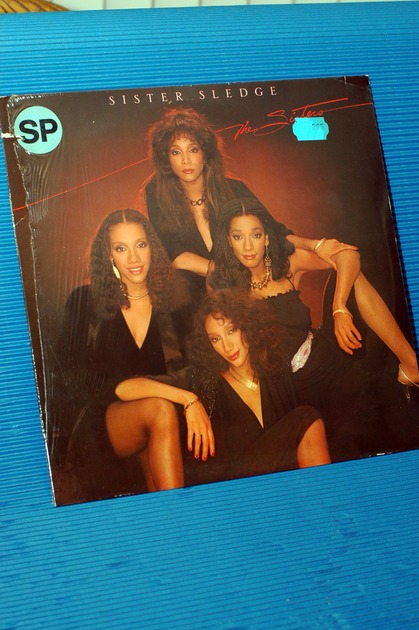 "SISTER SLEDGE -  - ""The Sisters"" - RSG 1982 Germany Sealed"