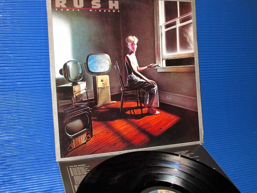 "RUSH -  - ""Power Windows"" -  Polygram 1986"