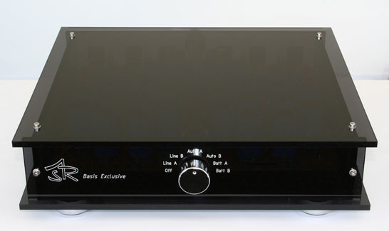 ASR Audio Systeme Basis Exclusive x 2 latest model with WBT silver conn.