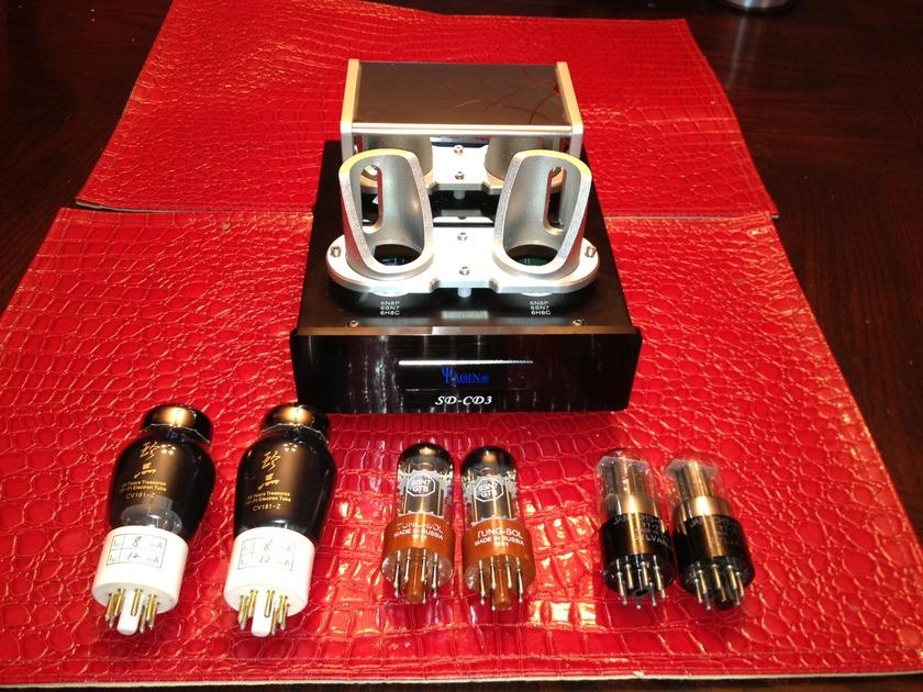 YAQIN SD-CD3 Vacuum Valve Tube Buffer NEW MODEL