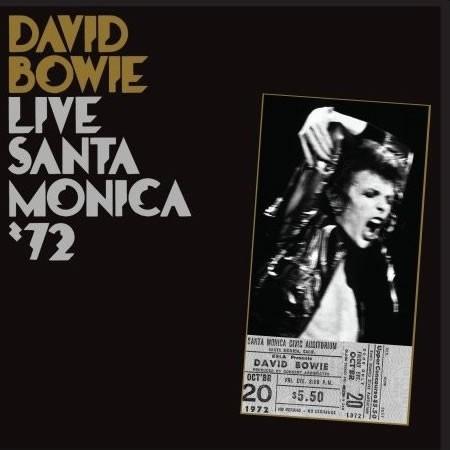 David Bowie - Live Santa Monica '72  180 Gram Vinyl Record