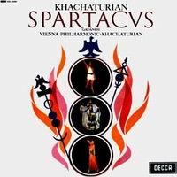 Aram Khachaturian Spartacus & Gayaneh  - Spartacus & Gayaneh  180 Gram Vinyl Record