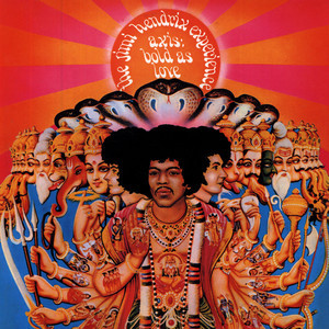Jimi Hendrix - Axis: Bold As Love 200 Gram Vinyl Record