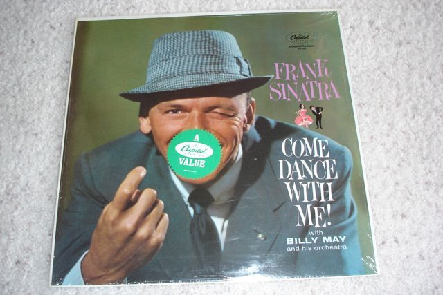Frank Sinatra - COME DANCE WITH ME! SEALED