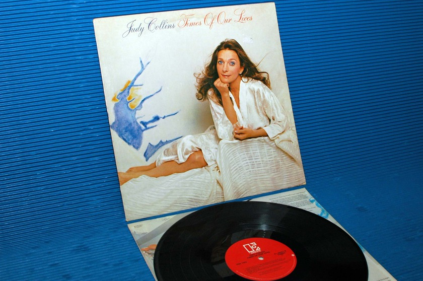 """JUDY COLLINS -  - """"Times of Our Lives"""" - Elektra 1982"""