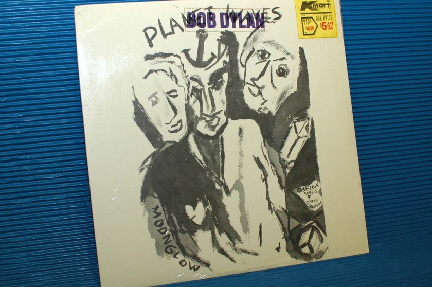 "BOB DYLAN -  - ""Planet Waves"" - Asylum 1974 Sealed! rare"