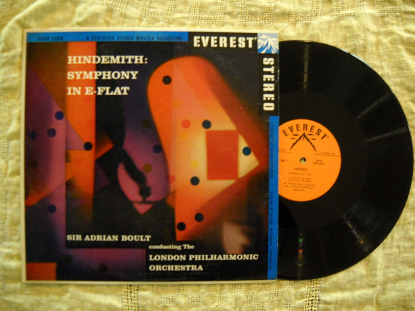 Hindemith - Symphony in E-Flat - Sir Adrian Boult and the LSO