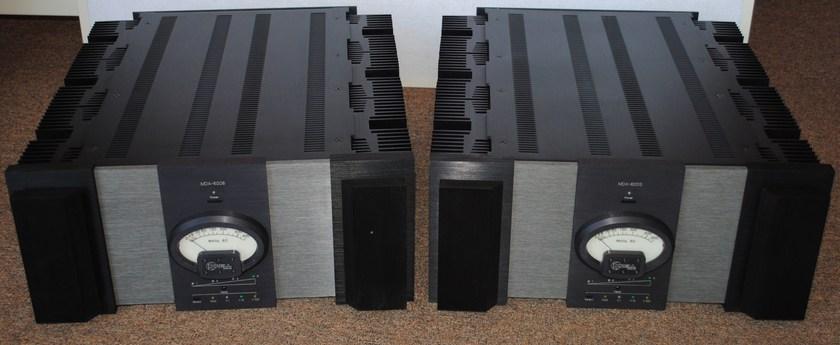Krell MDA-600S Monoblock Amplifiers