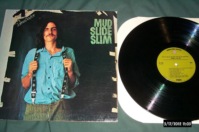 James Taylor - Mud Slide Slim LP NM