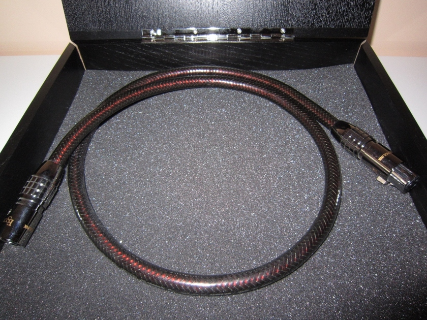 ESOTERIC (ACROLINK) 7N-A2500 MEXCELL  1.0m AES/EBU DIGITAL CABLE (pair)