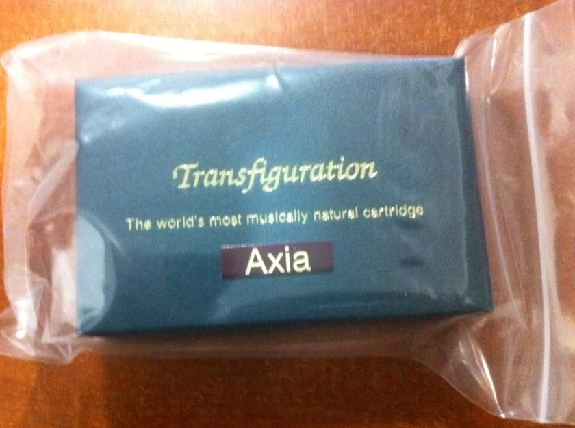 Transfiguration Axia Mk III (NEW)