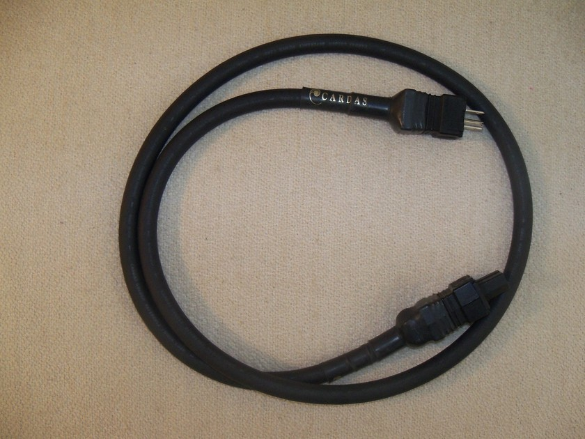 Cardas Golden Reference Power Cord