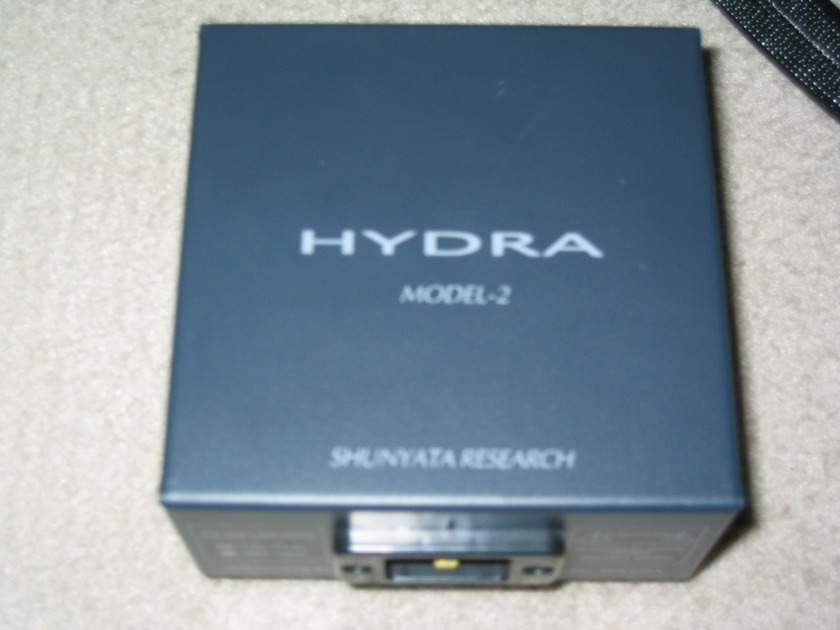 Shunyata Research Hydra 2 Power Conditioner  20 Amp inlet, Free Shipping