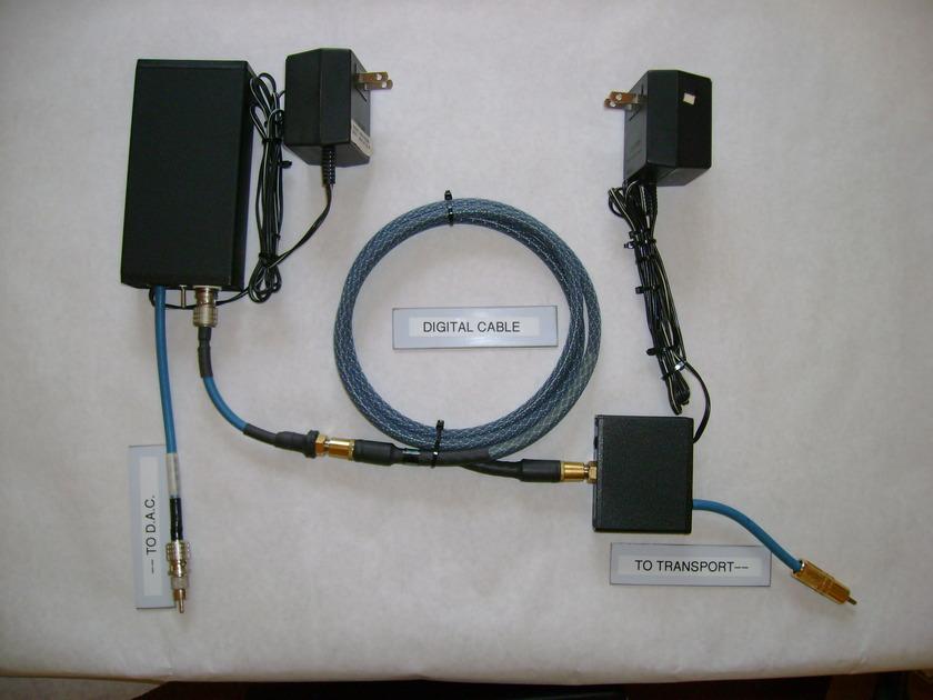 Audient Technologies Audit / Tactic Digital Interface Cable Combo