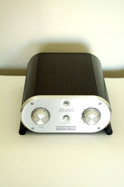 Musical Fidelity  X-A2 Integrated Amp Amplifier 75 watt Classic X Series Sound and Style