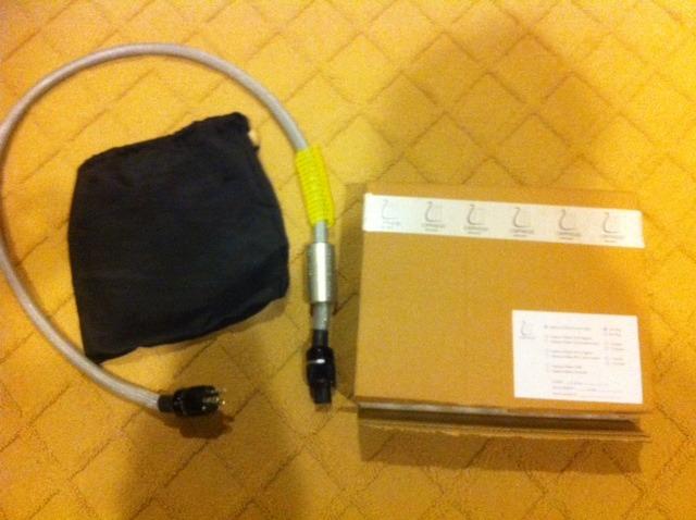 orpheus khloe power cord 1.5meter 15 amp