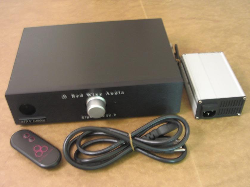 Red Wine Audio Signature 30.2 LFP-V Edition  Integrated Amp