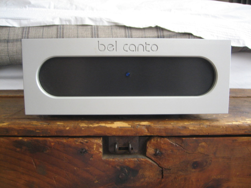 Bel Canto S300 150W Class D Stereo Amplifier