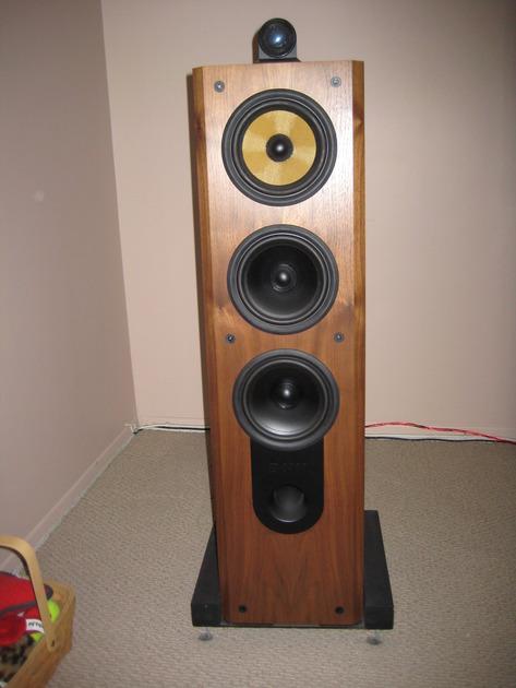 B&W Speakers 803 Matrix Series 2
