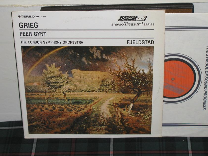 Fjeldstad - Grieg Peer Gynt London ffrr uk/decca sts 15040