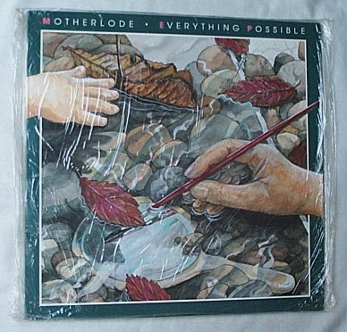 Motherlode Lp- - Everything possible- rare sealed folk album-novus
