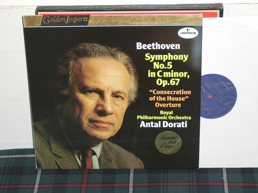 Dorati/RPO - Beethoven No. 5 in C Mercury Golden Imports