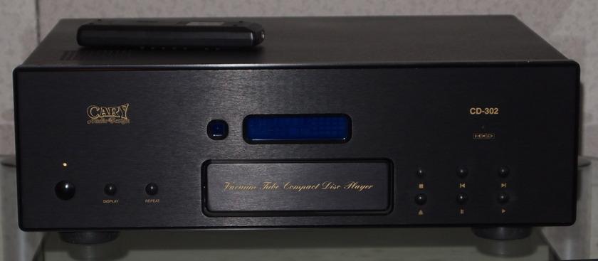 Cary Audio Design CD-302 tube CD player