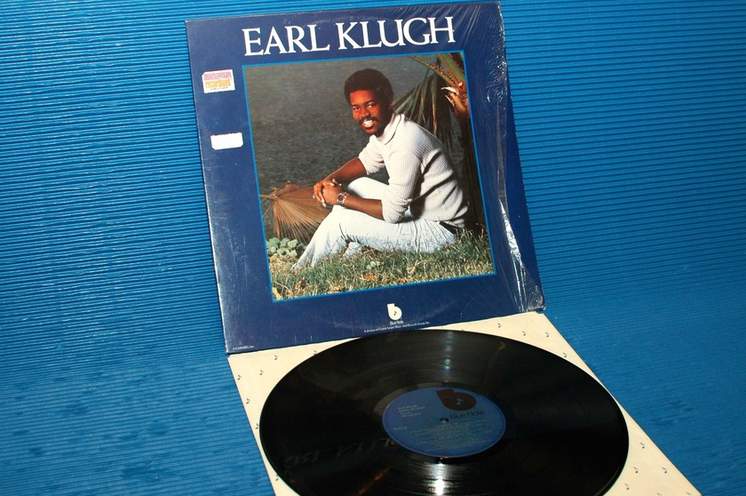"EARL KLUGH - - ""S/T"" -  Blue Note 1976 1st pressing"