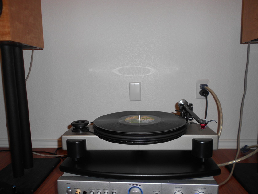 Nottingham Horizon Turntable