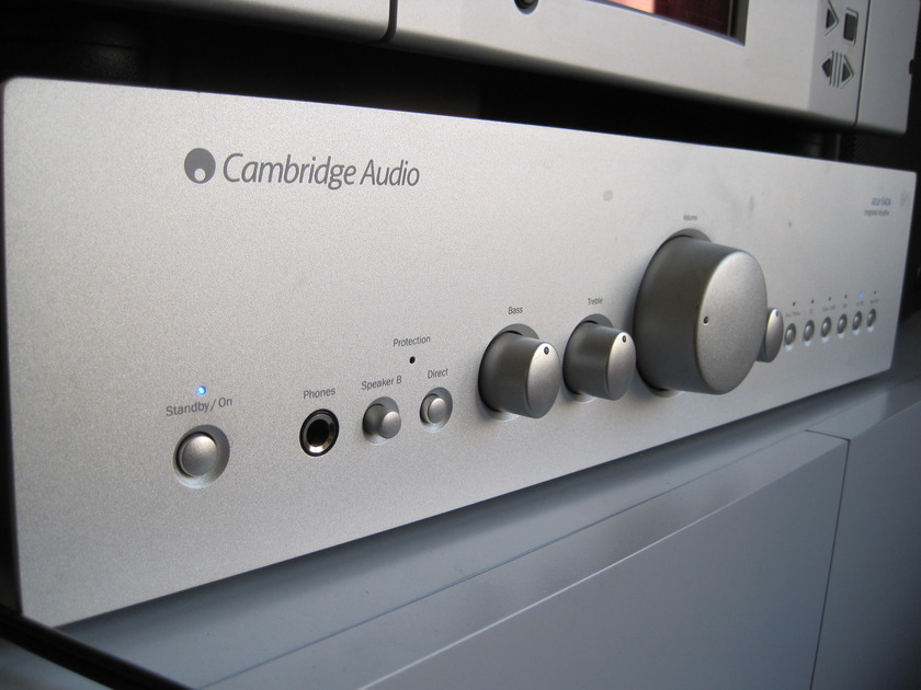 Cambridge Audio Azur 640A Integrated Amplifier