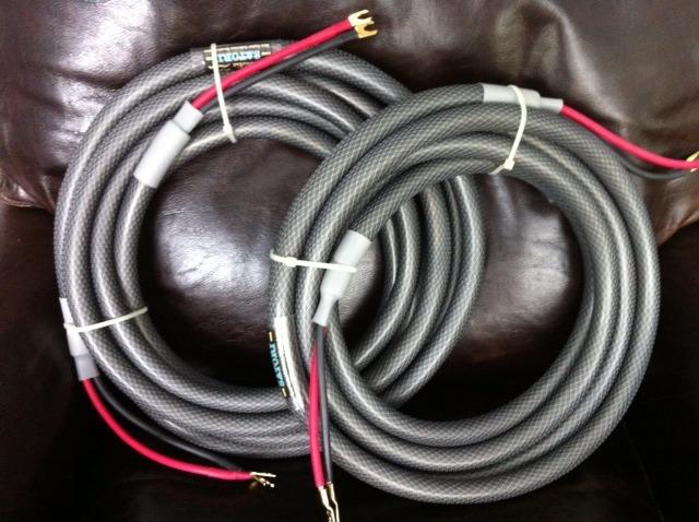 Acoustic Zen Satori Speaker Cable 20ft pair