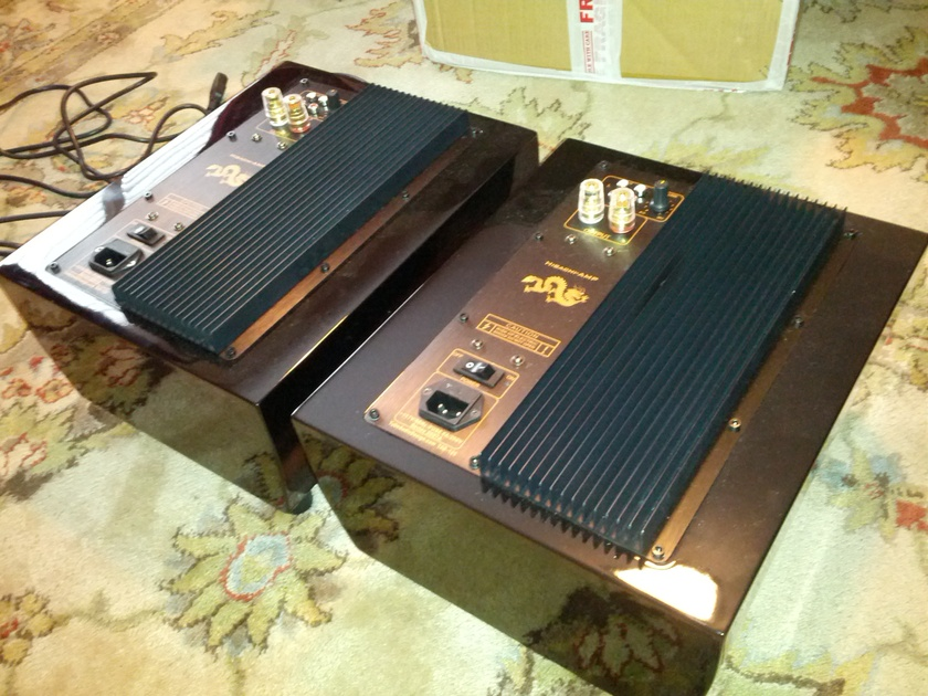 Tube Audio Design Hibachi 200W monoblock amplifiers