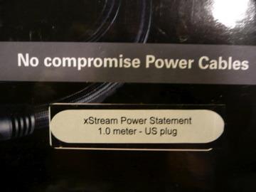 PS Audio XStream Statement