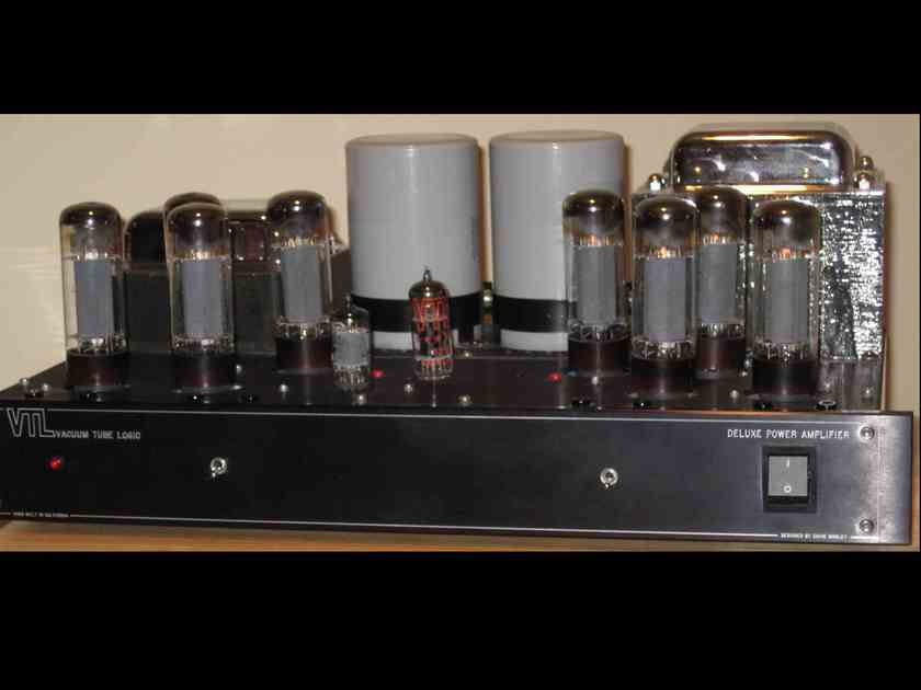 VTL Deluxe 225 Monoblocks with Triode/Pentode switching