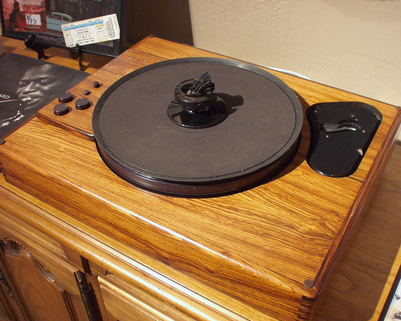 SOTA  STAR III with NOVA platter upgrade
