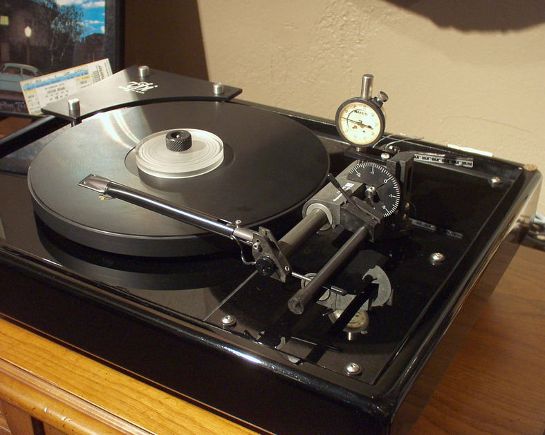 Emminent Technology  ET2 tonearm  with extras