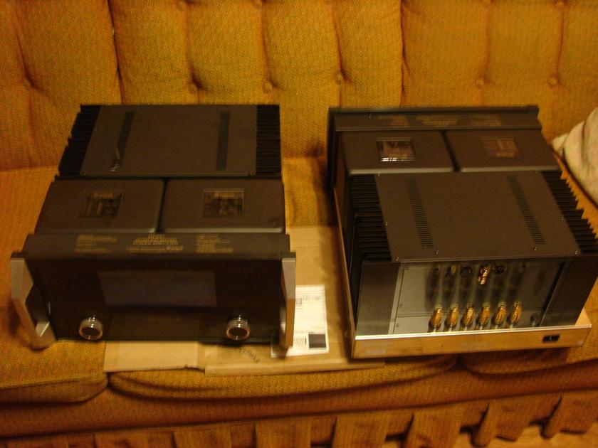 mcintosh MC-601 Mono-Amplifiers
