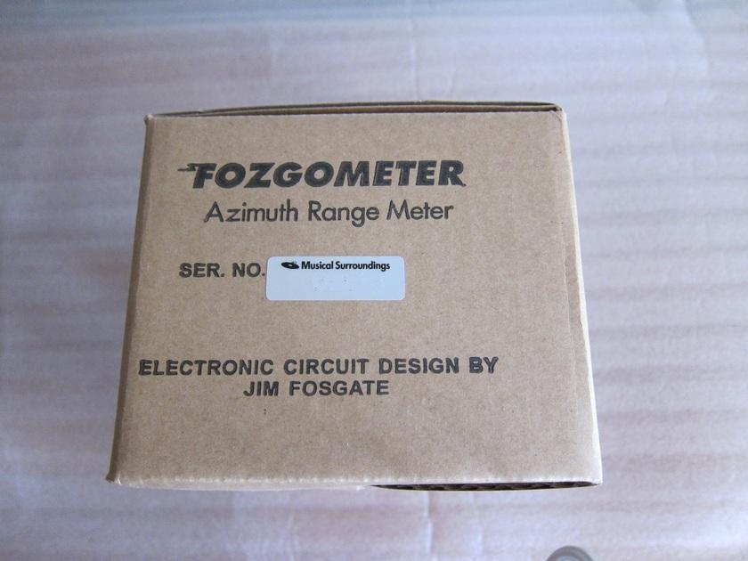 Fosgate Fozgometer New !