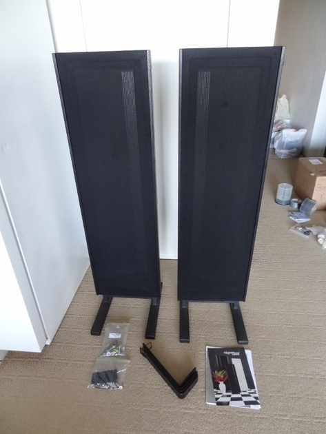 Sound Anchors speaker stands -  Magnepan MMG or MG12 -  FREE SHIPPING