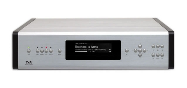 T+A MUSIC PLAYER MKII CD PLAYER - USABLE DAC - FM TUNER - STREAMING INTERNET -  DEMO WITH WARRANTY