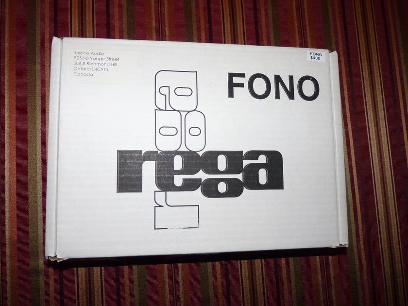 REGA FONO Phono Stage and Power Supply